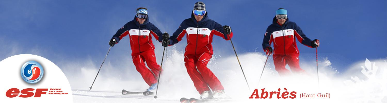 Cours de ski pour adultes