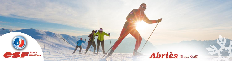 Ski et marche nordique